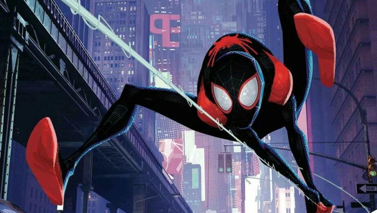 Miles Morales: Spider-Man #1 (Animation Variant)