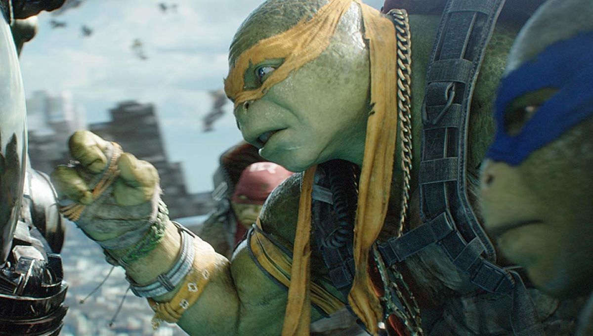 A Quiet Place producers are rebooting the Teenage Mutant Ninja Turtles... again