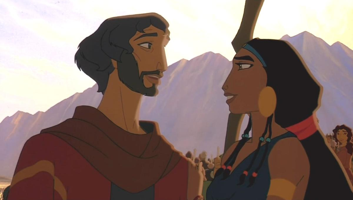 It's time we recognize The Prince of Egypt as the greatest