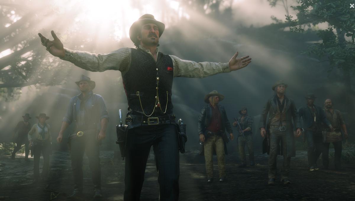 Red Dead Redemption 2 via Rockstar official site 2019