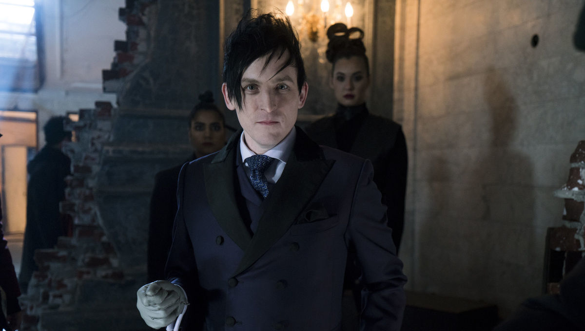 Exclusive: Robin Lord Taylor breaks down Penguin's Gotham journey in DC TV clip