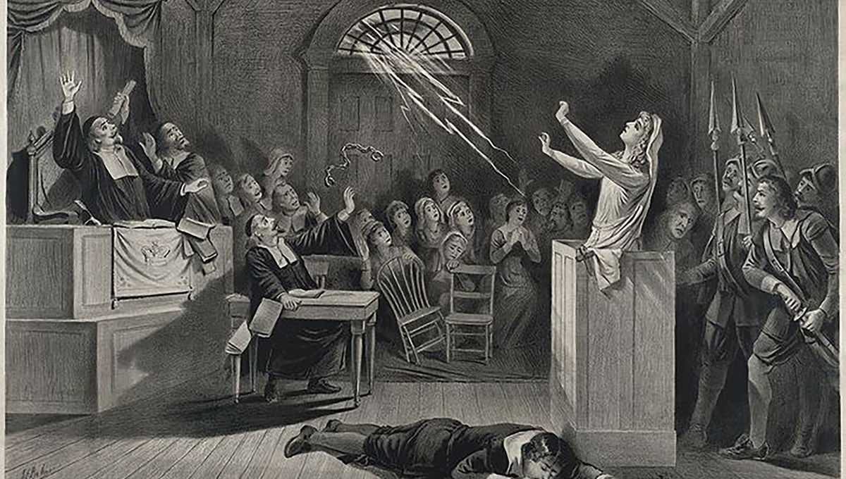 Hey Rudy Giuliani, here's a quick explanation of what witch hunts actually are