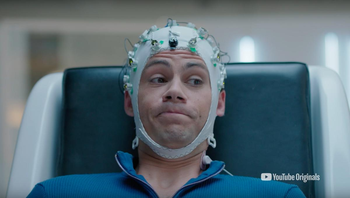 7ec8ff4c448 First trailer for YouTube sci-fi anthology 'Weird City' is like a comedic  version of Black Mirror