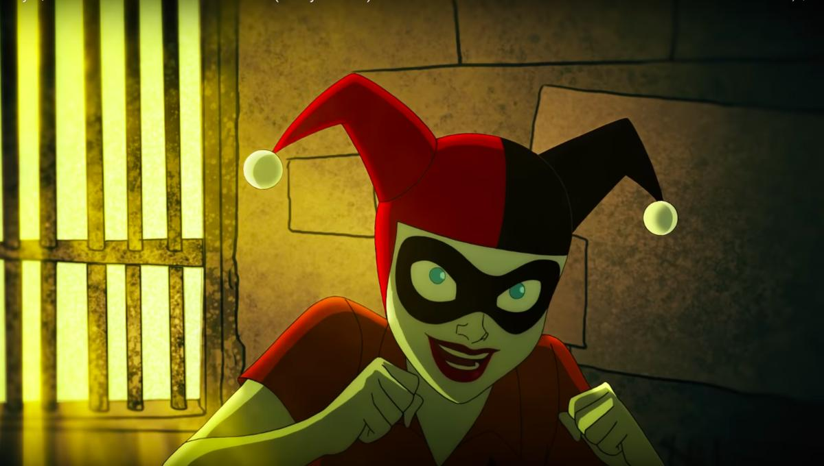 Harley Quinn Animated Series DC Universe