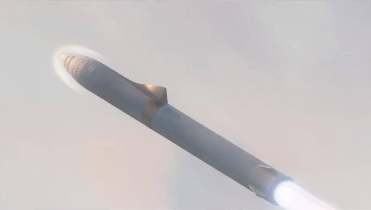 Elon Musk's Starship proto is finished, and it's the most kickass rocket we've ever seen