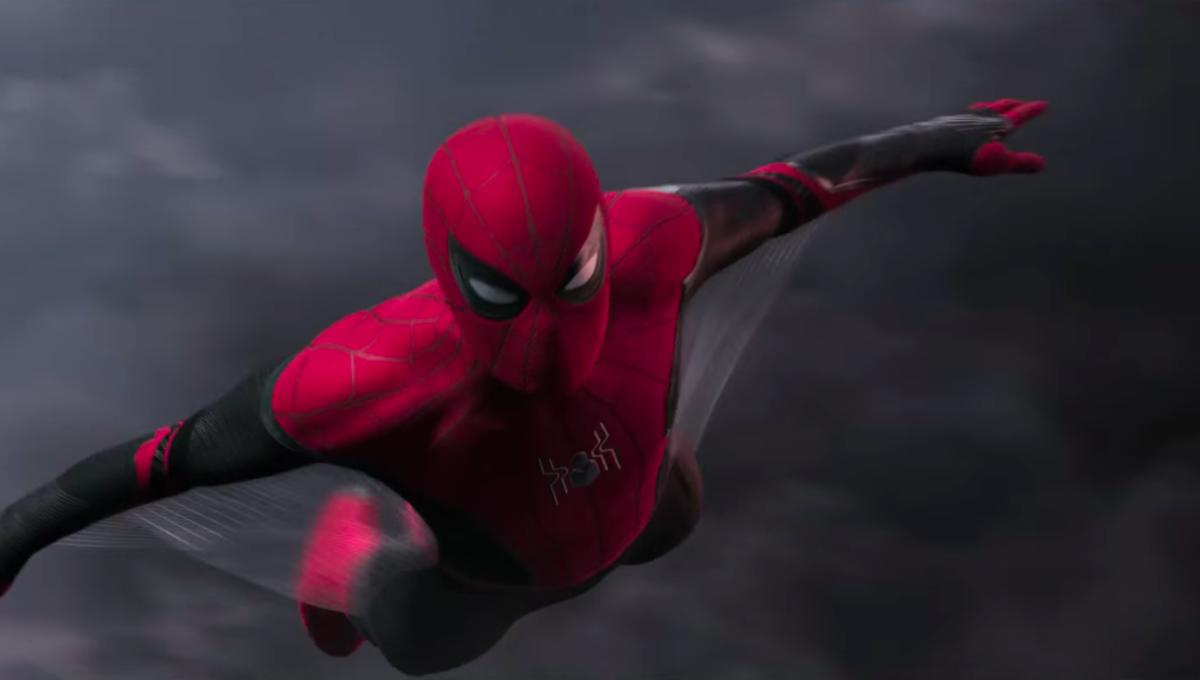 First delightful 'Spider-Man: Far From Home' trailer sends Spidey overseas
