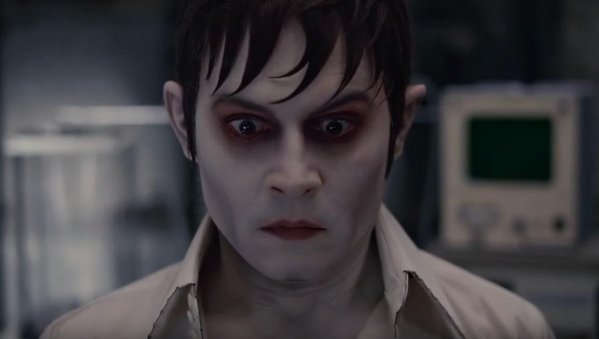 Barnabas Collins Johnny Depp Dark Shadows Tim Burton