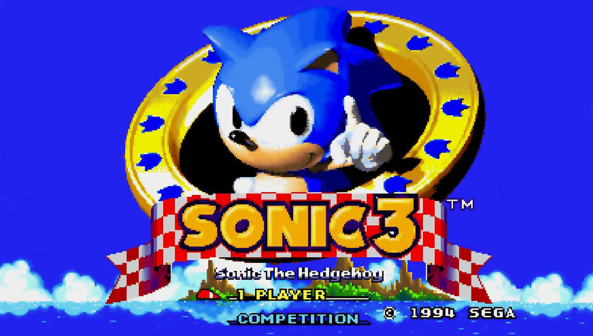 Sonic the Hedgehog 3 Hero Image
