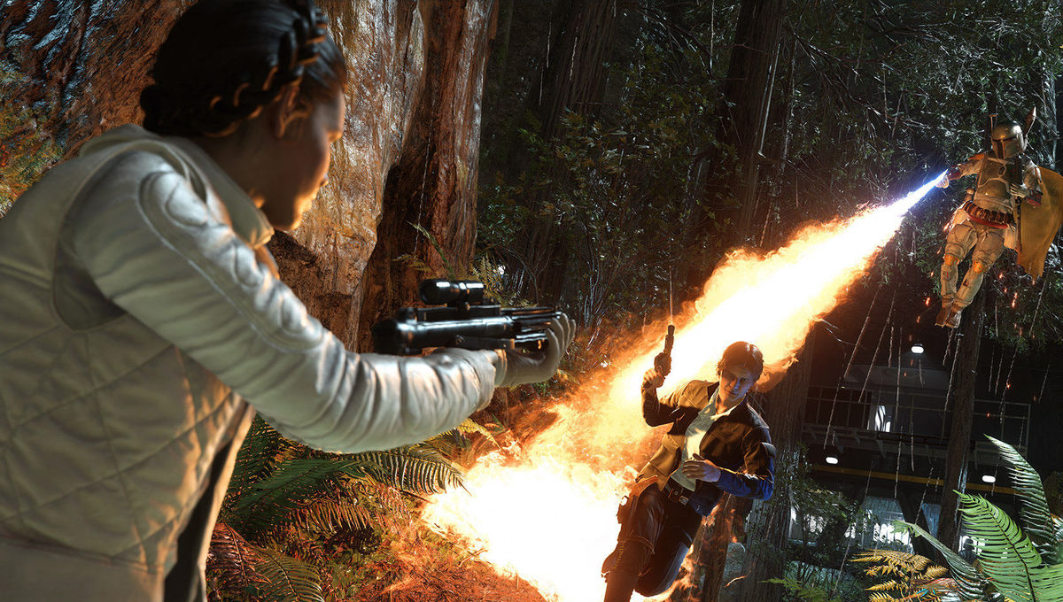 Rogue One screenwriter blasts EA, says cancelled game would've been 'Star Wars Uncharted'