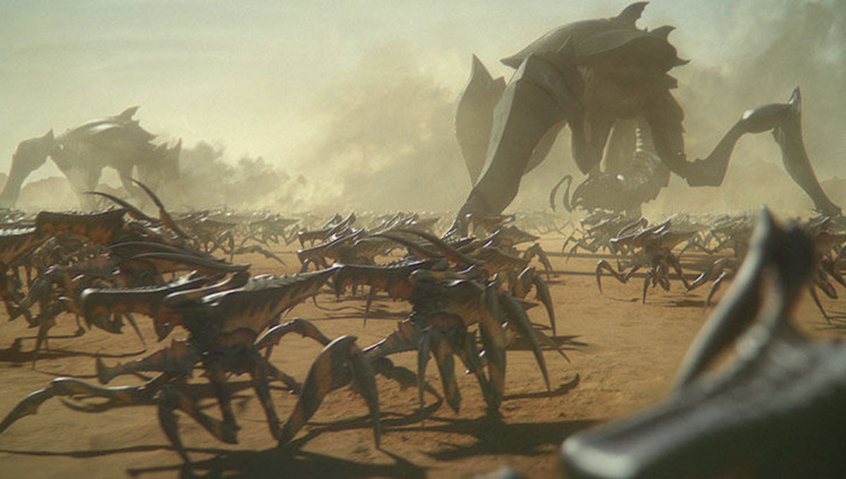 Starship Troopers Traitor of Mars via Sony website 2019