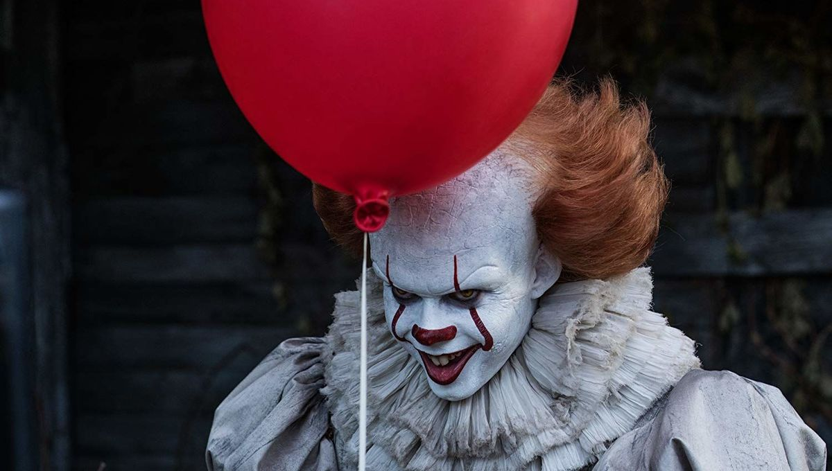 Bill Skarsgård's Pennywise scared the joy of acting out of James McAvoy