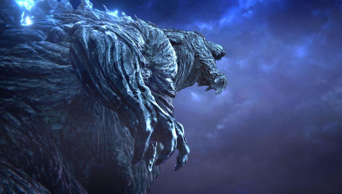 Godzilla Anime Teil 2