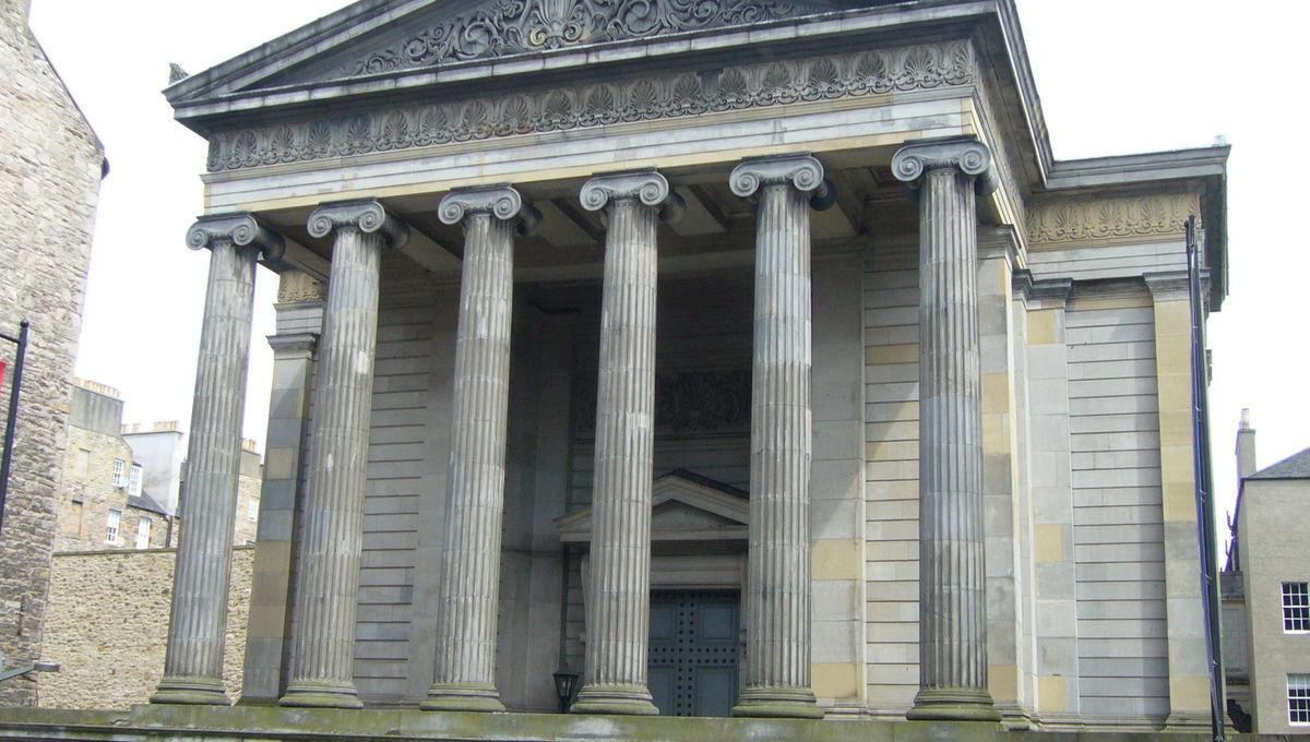 Surgeons Hall Edinburgh