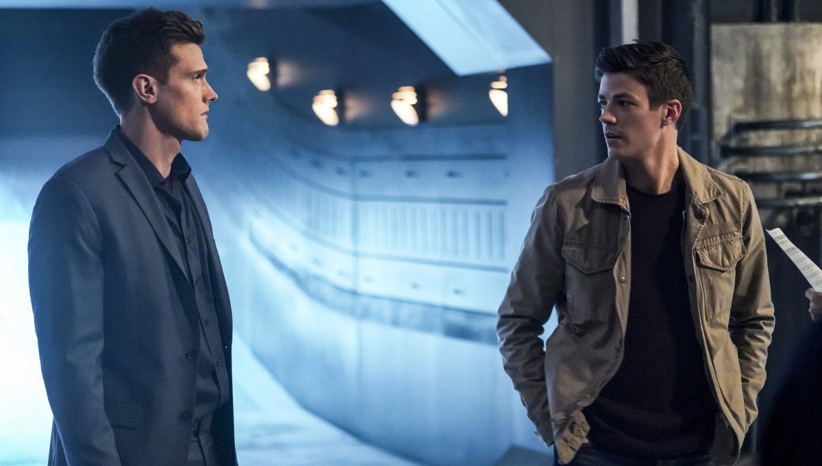 The Flash and Dibny