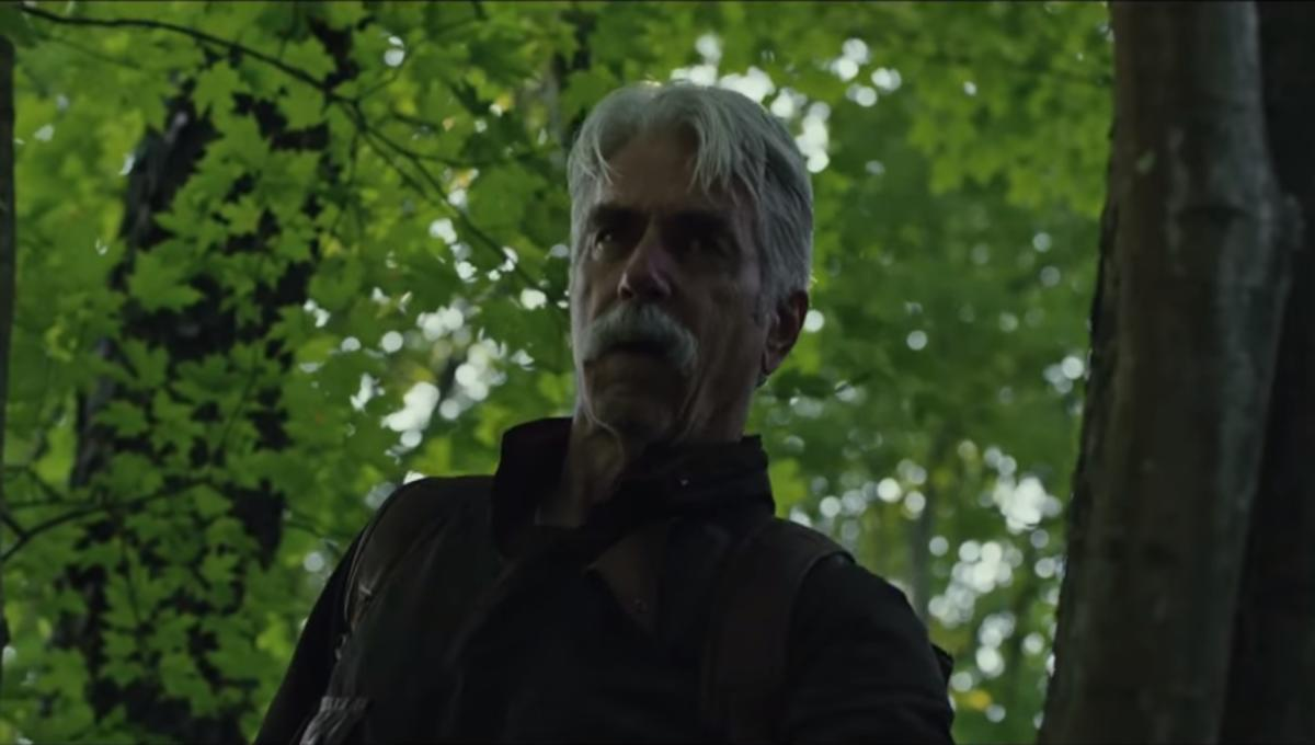 The Man Who Killed Hitler and Then The Bigfoot, Sam Elliott