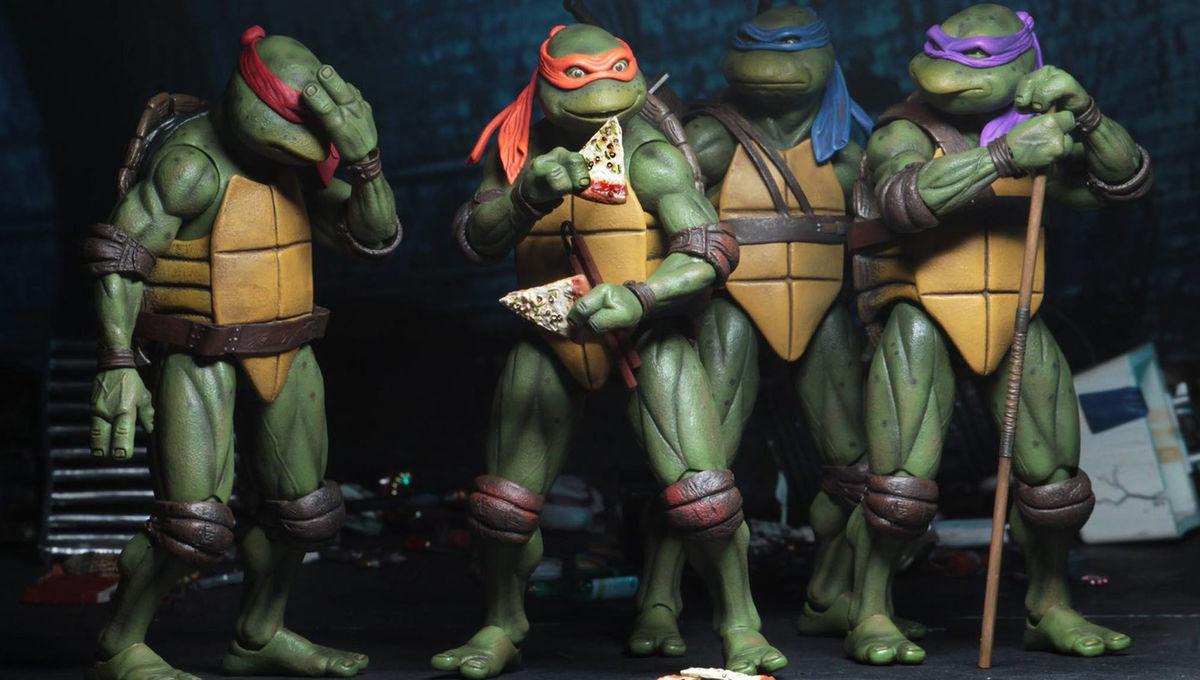 The star signs of Teenage Mutant Ninja Turtles