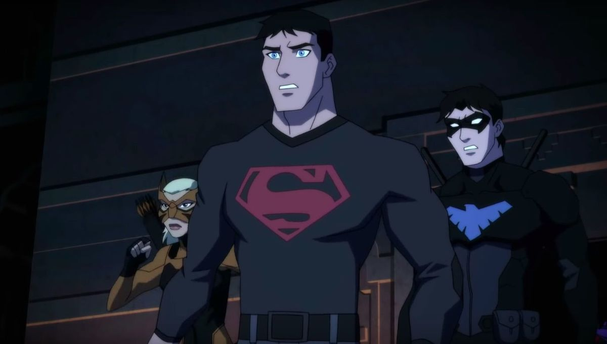 DC's Young Justice keeps pressing fast-forward for a very good reason