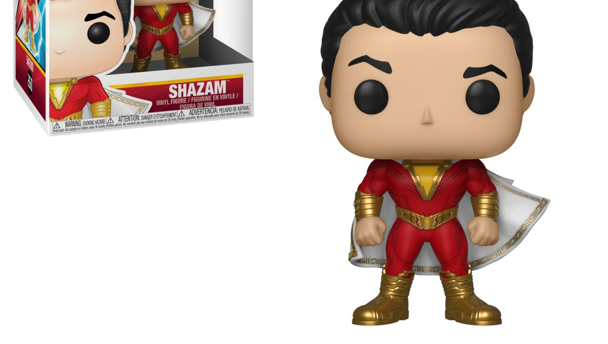 New Funko figures could confirm full Shazam family for movie