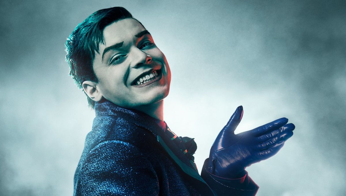 Gotham finally reveals the Joker in new trailer as final season winds down