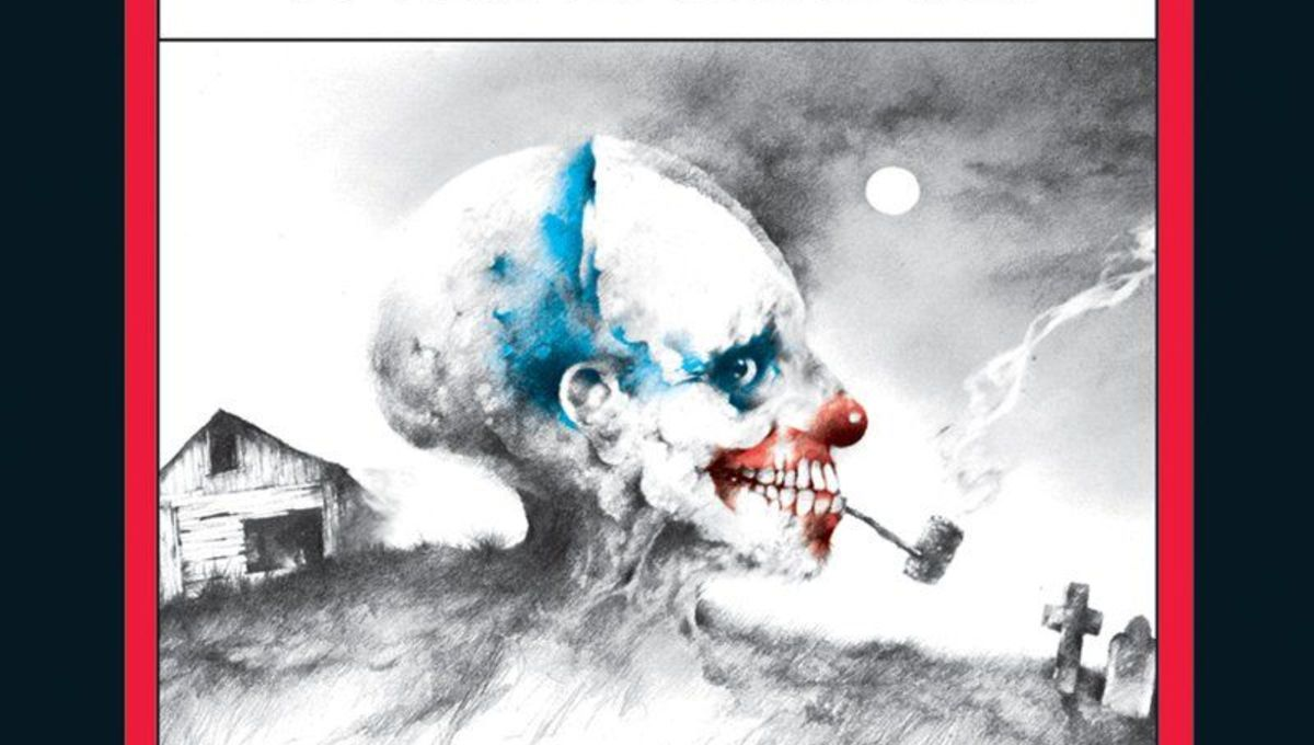 Scary Stories to Tell in the Dark and other retro horror