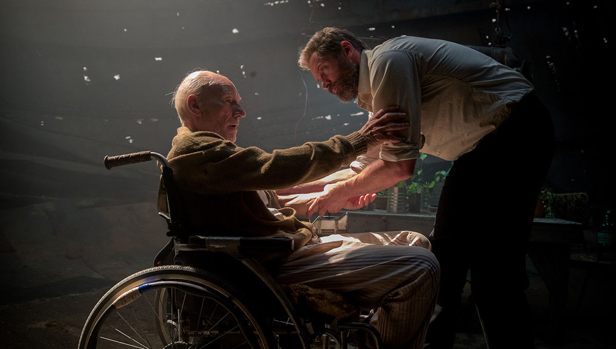 Hugh Jackman and Patrick Stewart just clawed through a world record thanks to their X-Men roles