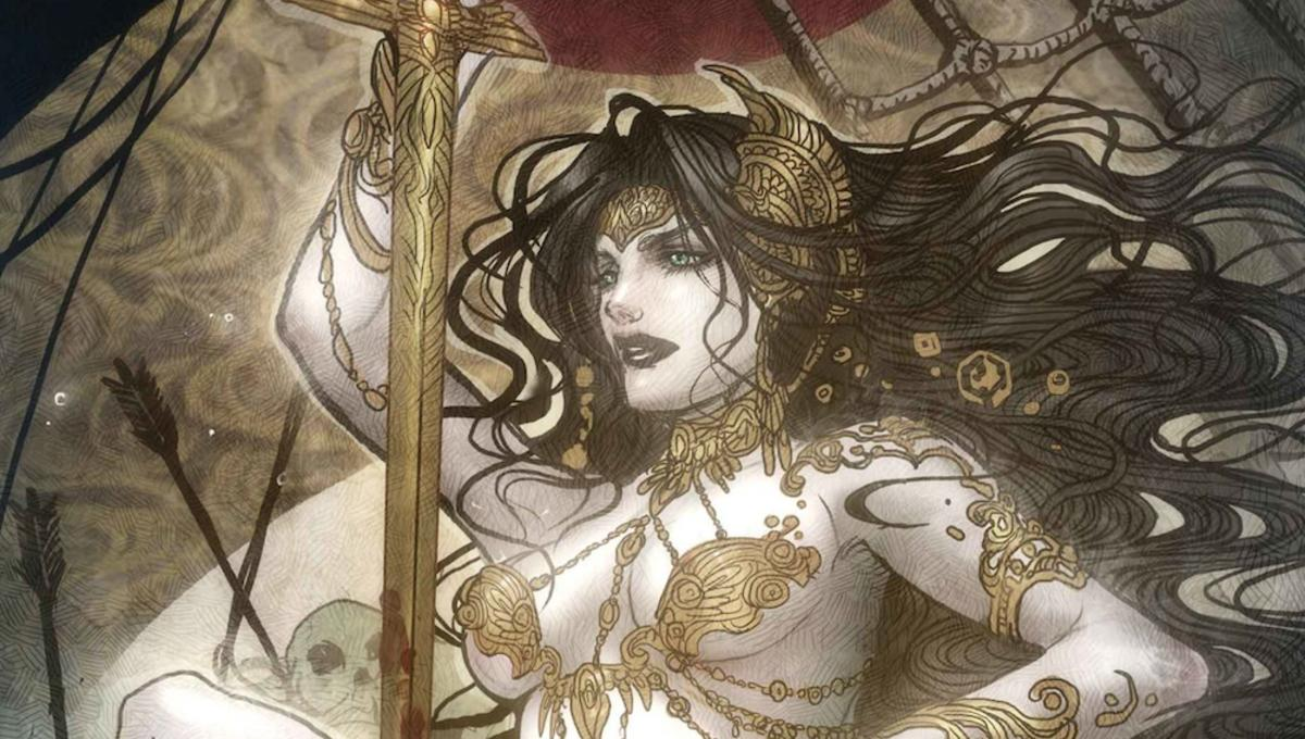 Exclusive: Hail the Queen of the Black Coast in Marvel's Age of Conan: Bêlit