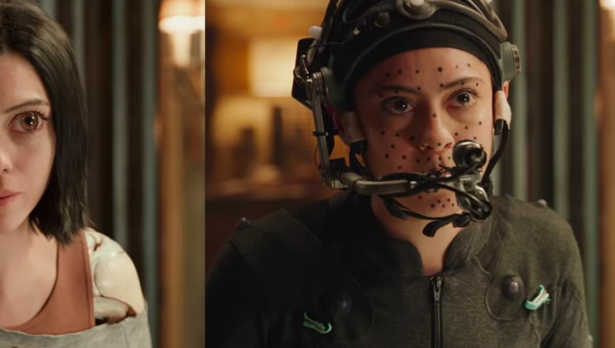 WATCH: Backstage at Weta's motion capture for Alita: Battle Angel