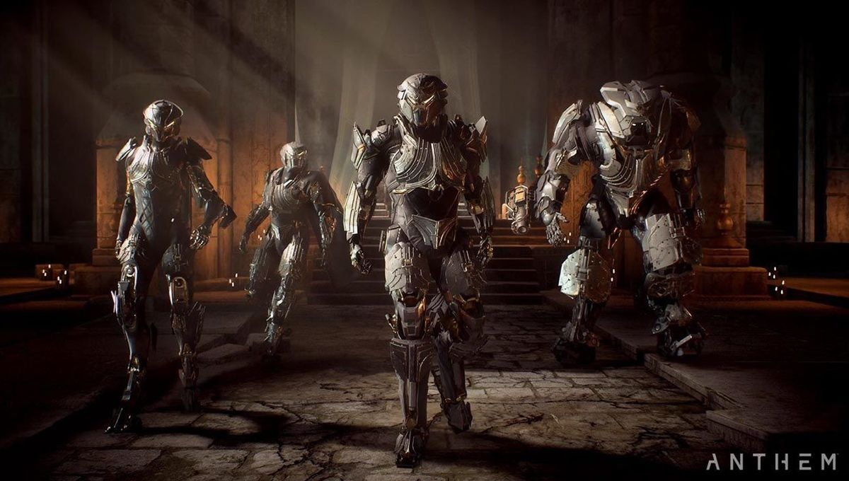 Full BioWare's 'Anthem' Live-Action Short from 'District 9's' Neill Blomkamp Revealed