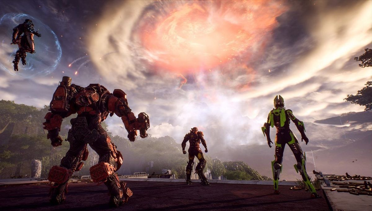 Anthem BioWare via official site 2019