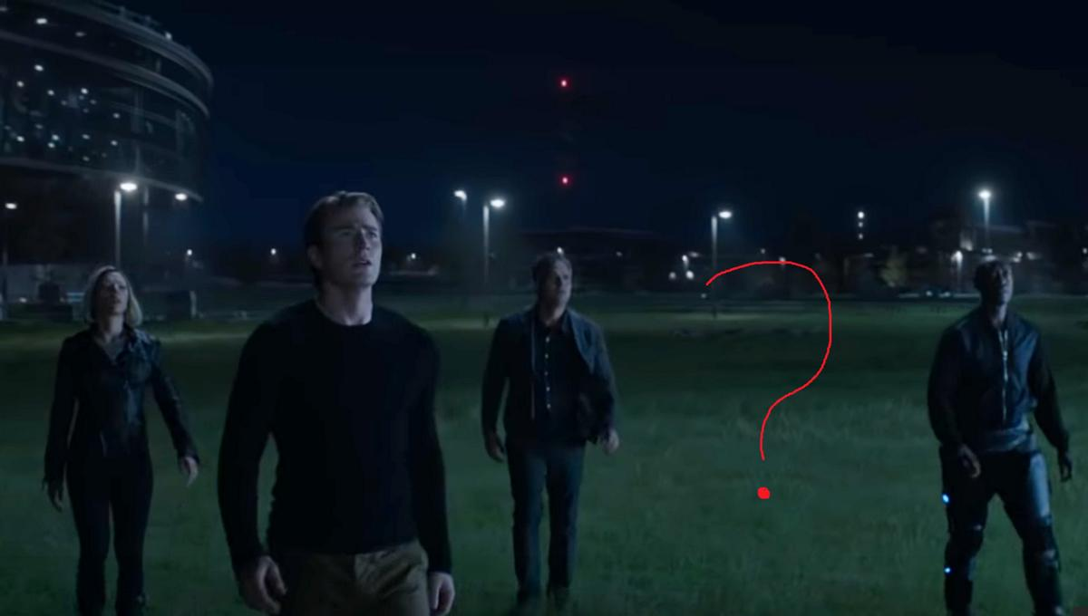 Endgame Image: Fan Theory Suggests A Character Was Edited Out Of The