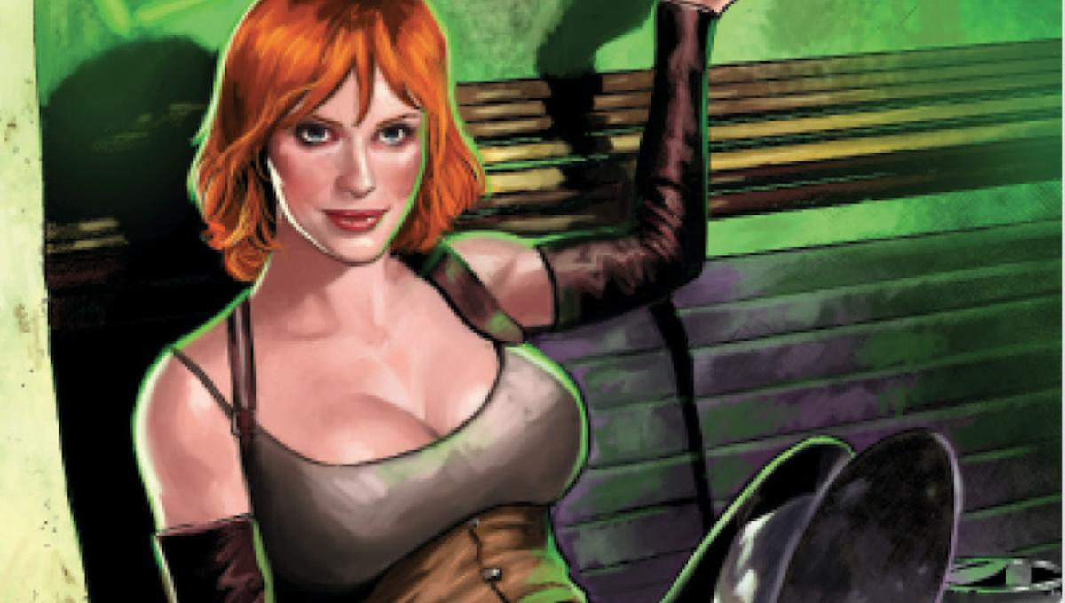 First Look: Boom!'s Firefly: Bad Company #1 reveals the secret origin of Saffron