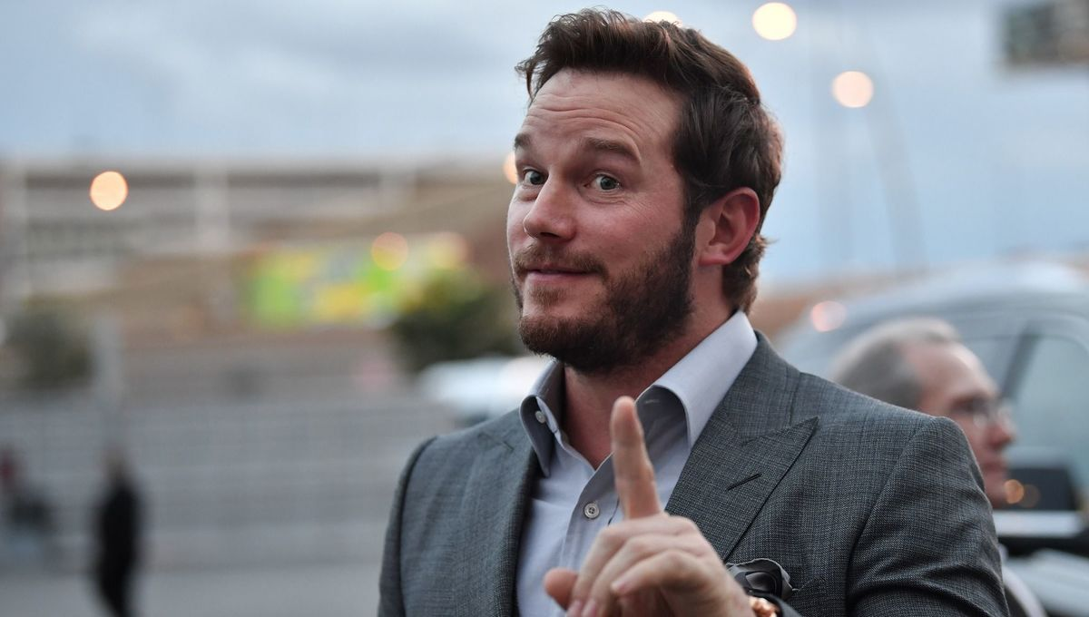 Development news: Chris Pratt takes on sci-fi epic Ghost ...