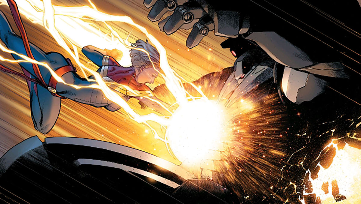 WTF was going on with Carol Danvers in Civil War II?
