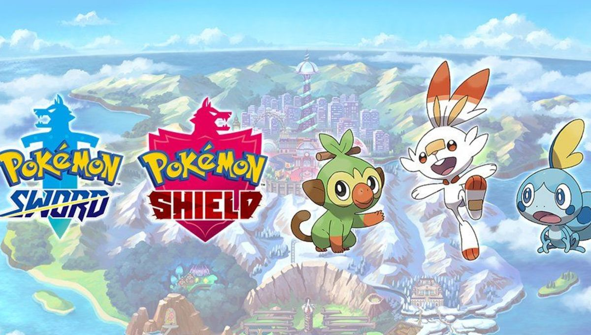 Pokémon Sword and Shield coming to Nintendo Switch in late 2019