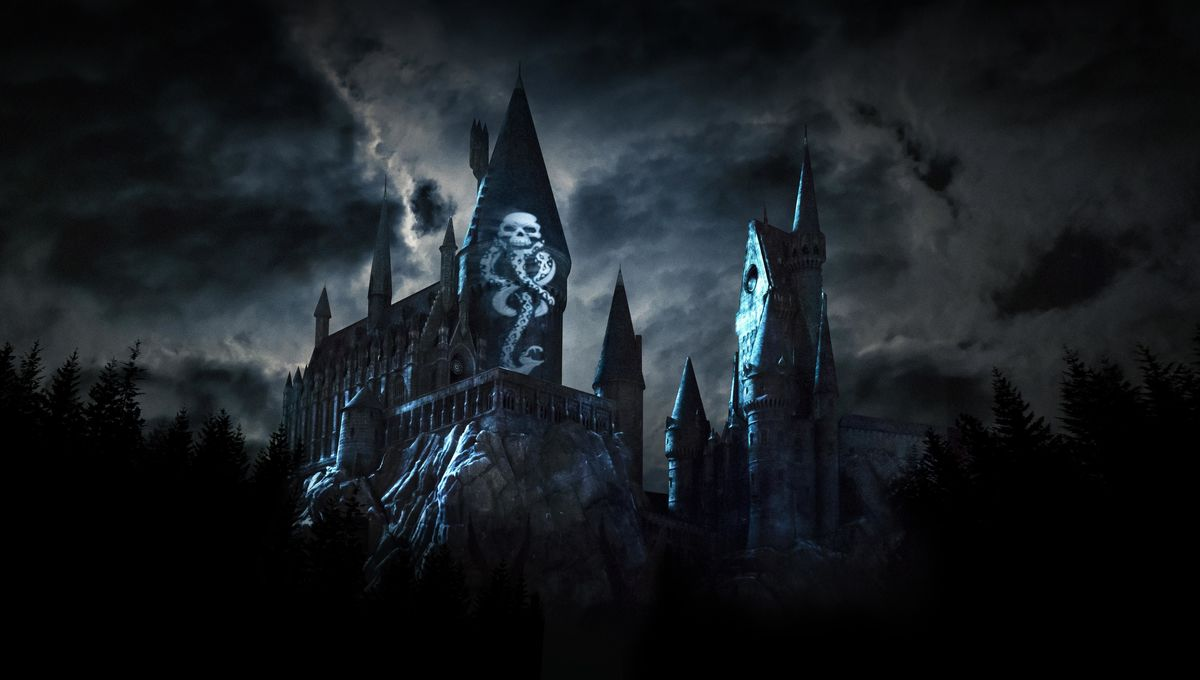 Dark Arts Harry Potter Universal Studios