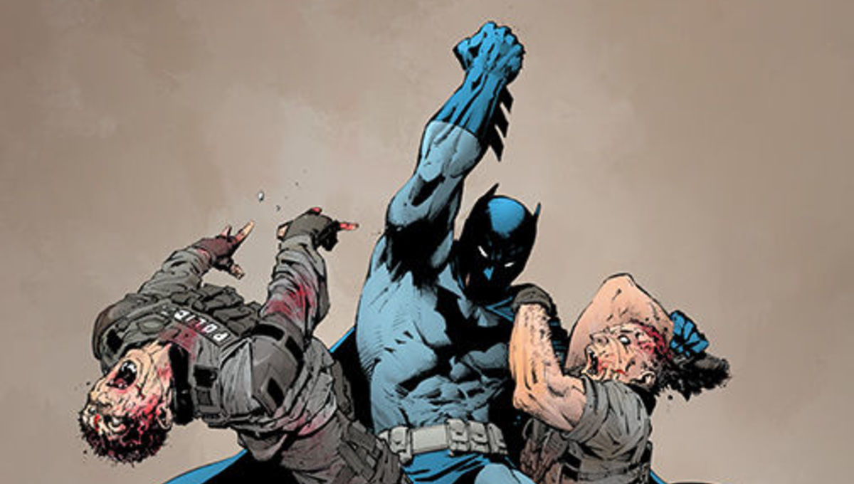 Comics: Tom King leaving Batman early; IDW welcomes Captain Marvel; new Daredevil