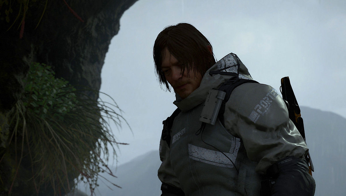 Death Stranding Norman Reedus 2 via PlayStation website 2019