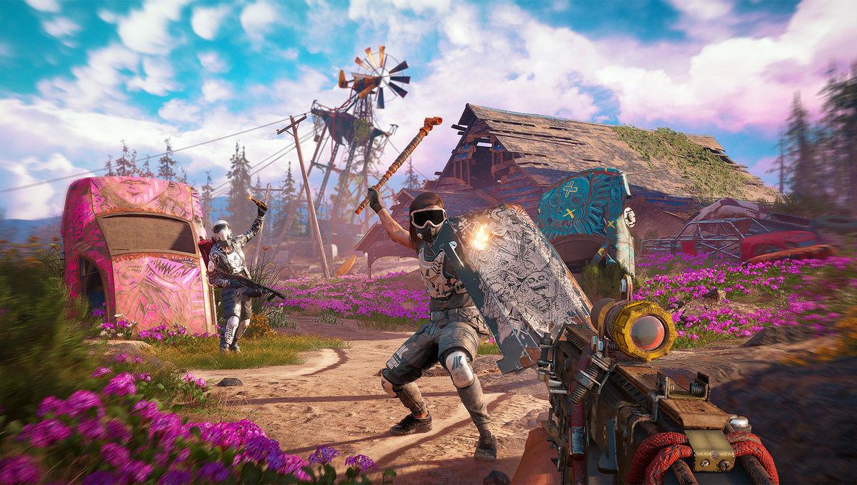 Far Cry New Dawn - Colorful Apocalypse