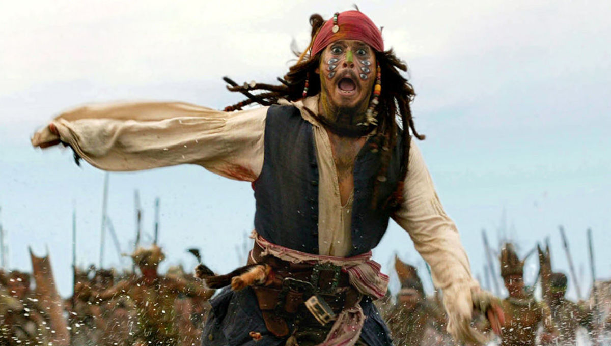 DEADPOOL Writers Tell No PIRATES OF THE CARIBBEAN Tales