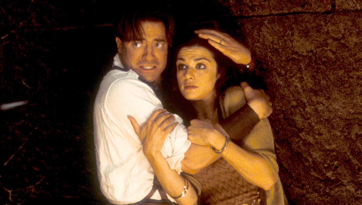 Brendan Fraser Rachel Weisz The Mummy Returns