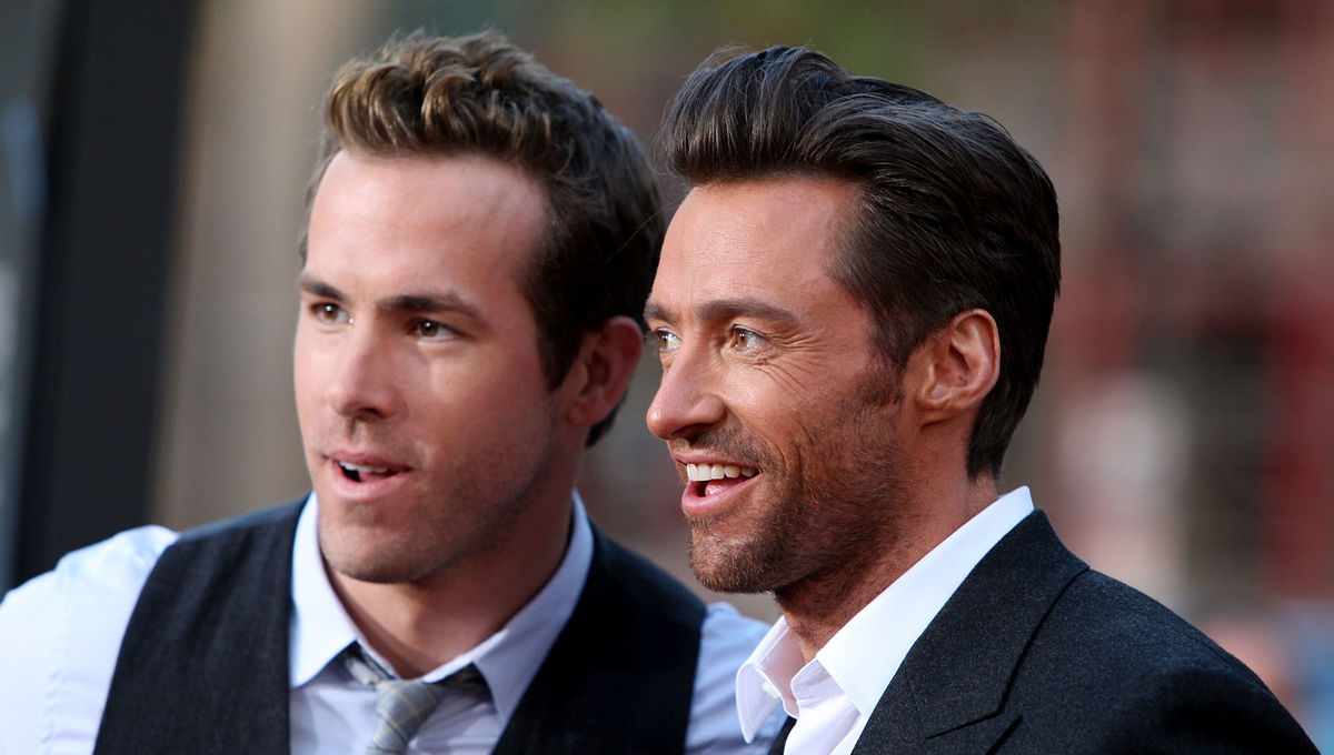 Ryan Reynolds & Hugh Jackman Fail At Ending Their Fake Feud""