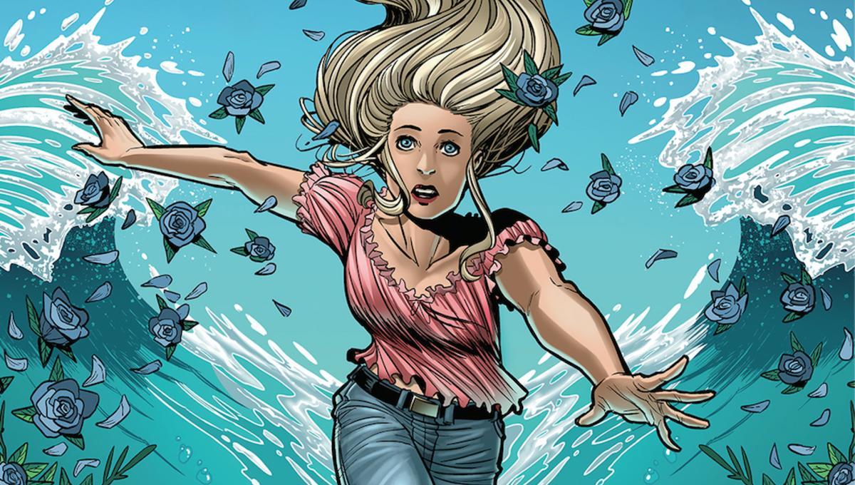 Girl in the Bay Hero