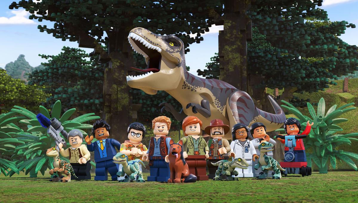 Development: LEGO announces Jurassic World miniseries; Jumanji 3