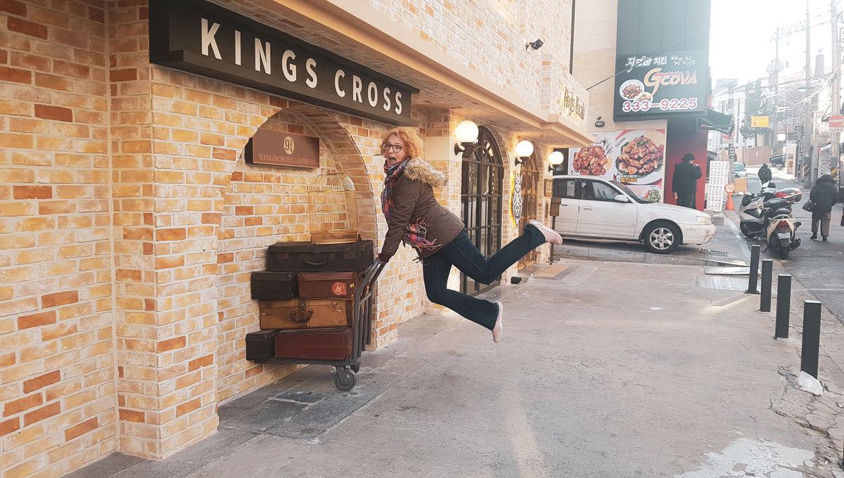 Geek Road Trip: Harry Potter fans in South Korea just opened