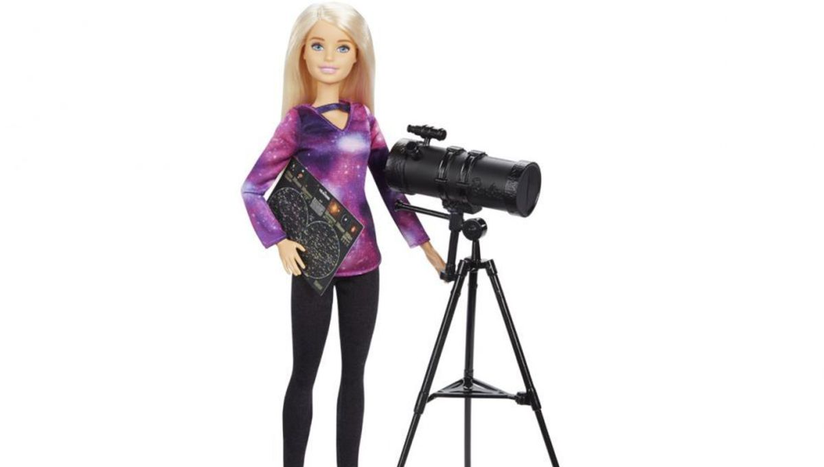Mattel-Astrophysicist-Barbie