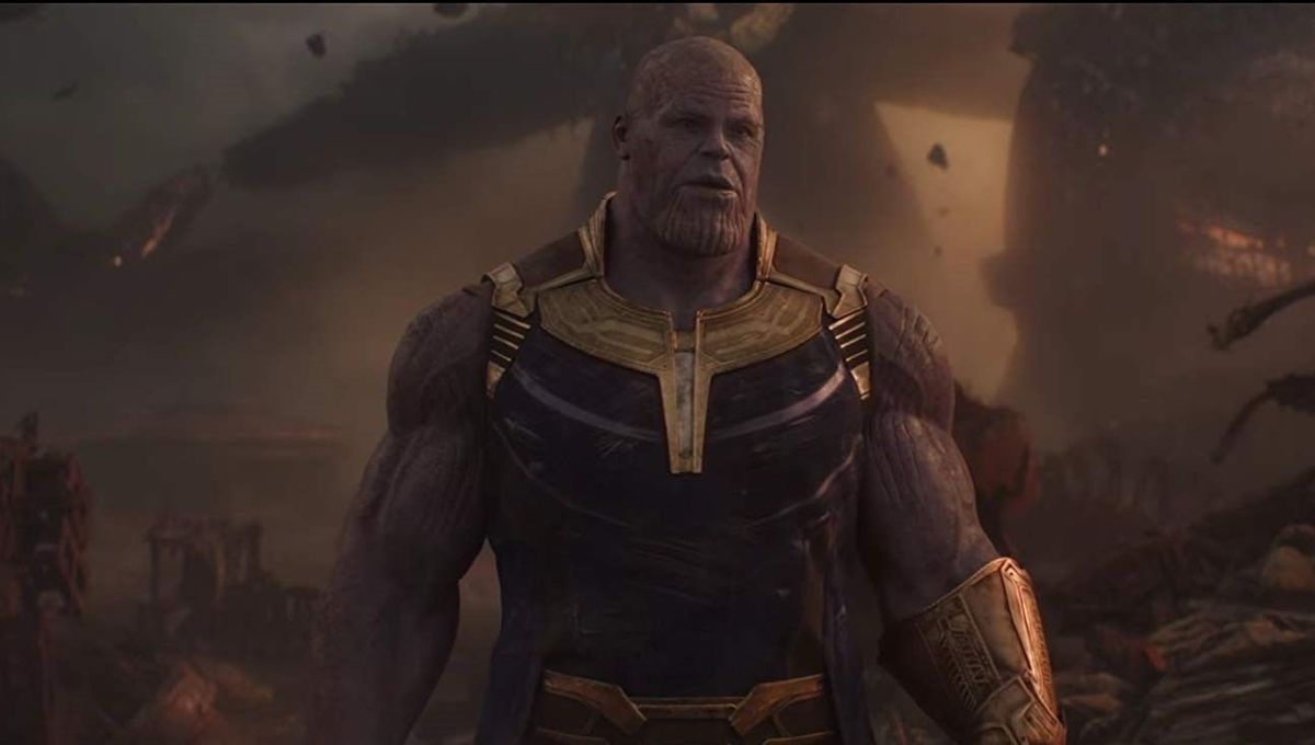 Thanos Infinity war cropped