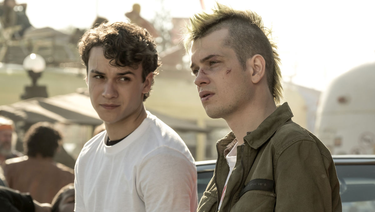 Deadly Class, Billy and Marcus