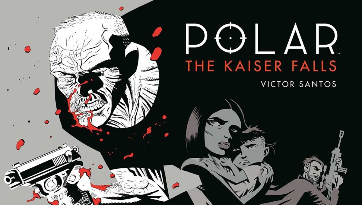 Polar – The Kaiser Falls cover