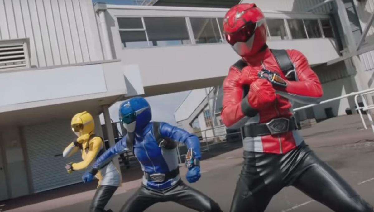 Power Rangers Beast Morphers trailer drops ahead of
