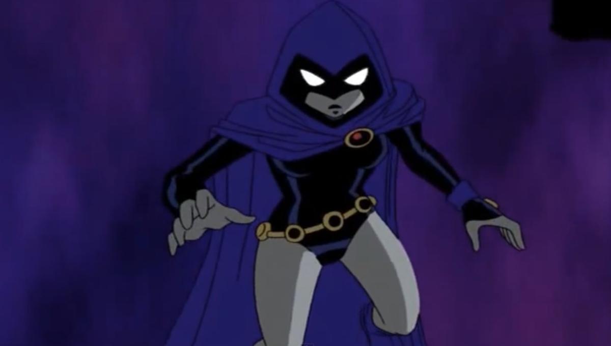 Raven Teen Titans